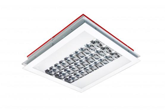 luminaire salles blanche accès par le dessus